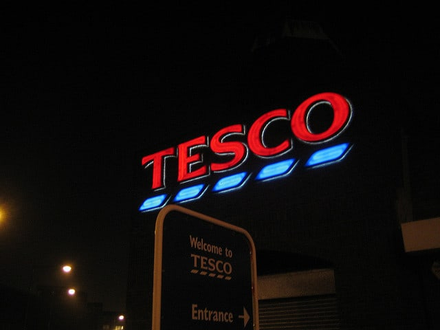 Move of the Week: Tesco's formidable top team