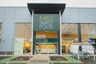 Move of the week: M&S' new food marketing boss