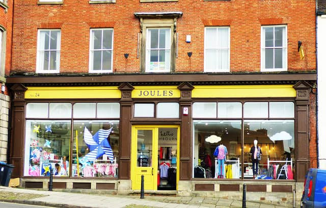 Joules announces boosted profit forecasts in the wake of strong sales