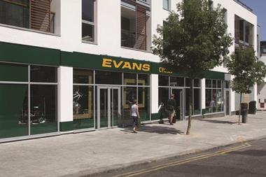 Move of the week: Evans Cycles replaces Andy King