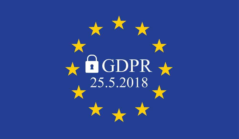 GDPR – Action Required