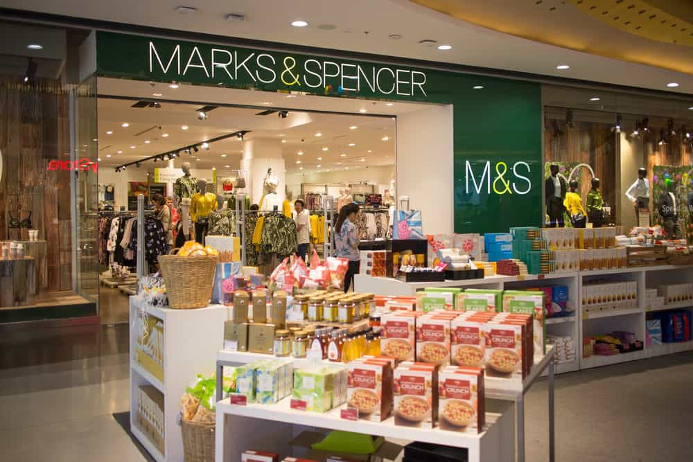 Marks and Spencer announce massive store closures