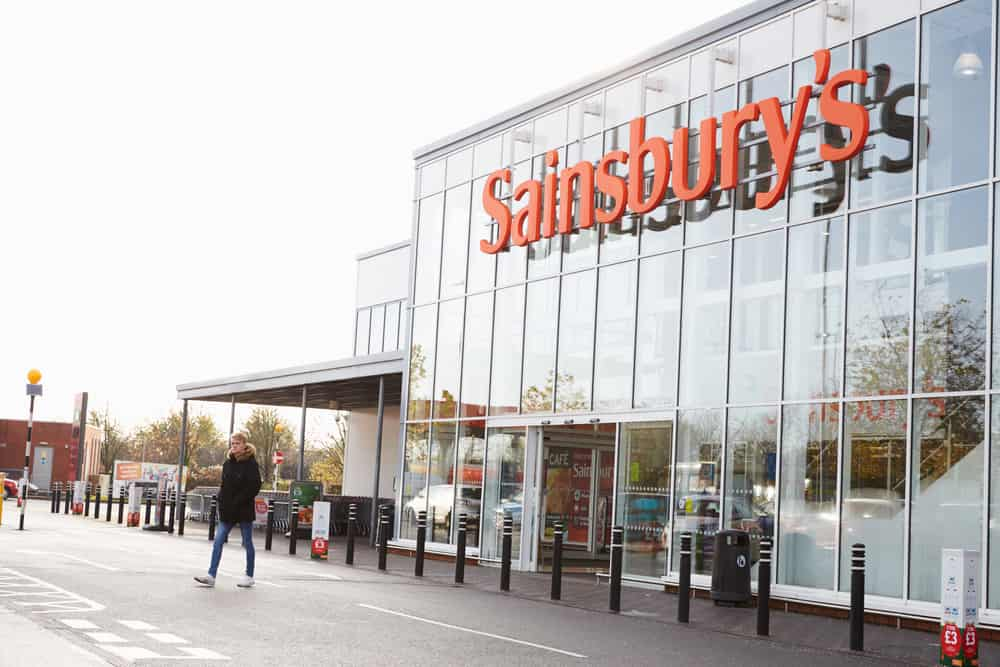 Move of the Week: Sainsbury's New Safe Pair of Hands
