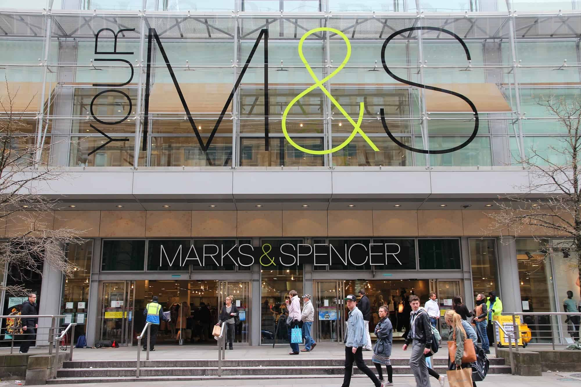 Move of the Week: M&S Food's New Top Team