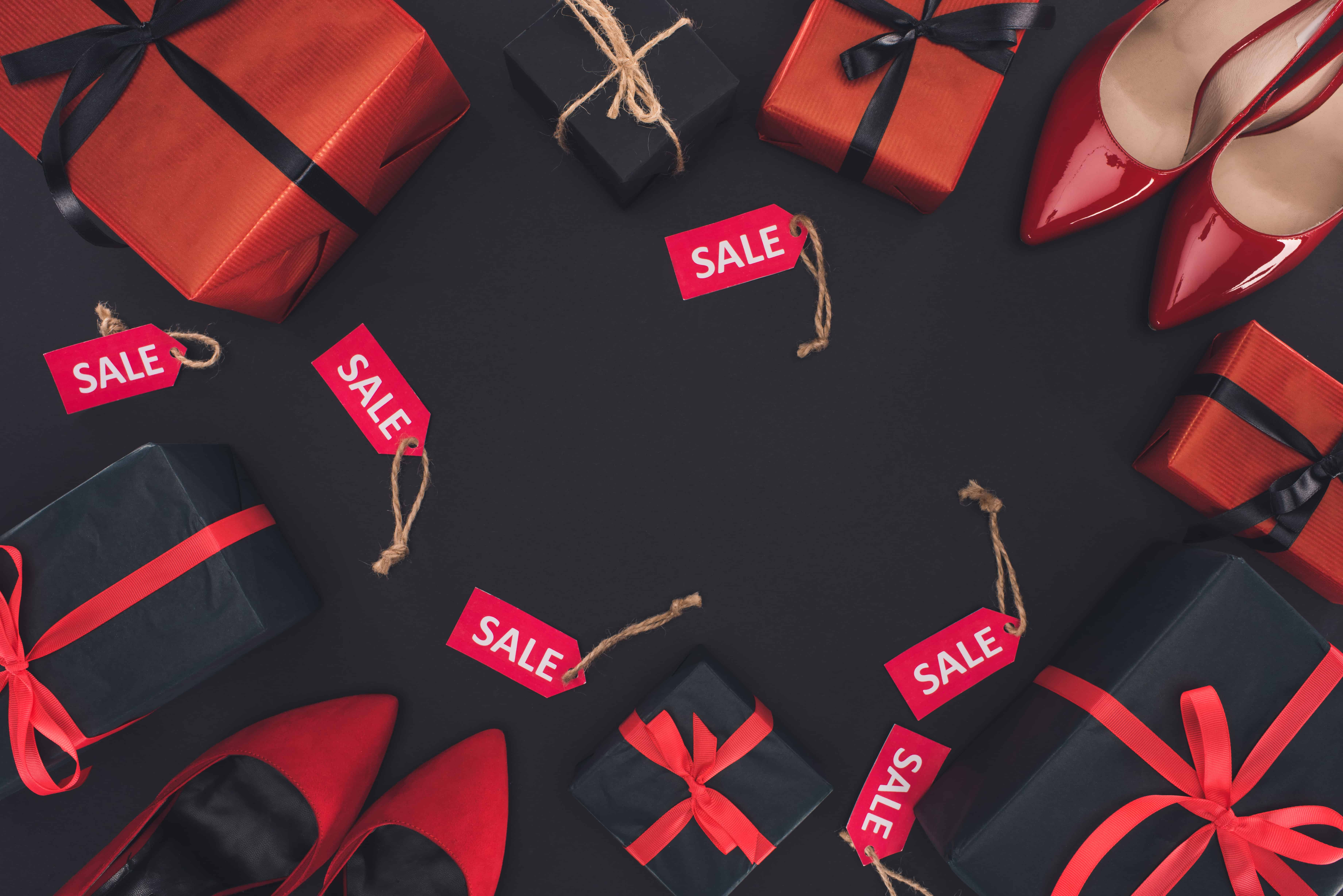 Footfall drops in UK stores over Black Friday weekend