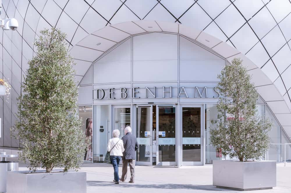 Move of the Week: Daunting task for Debenhams' new hire