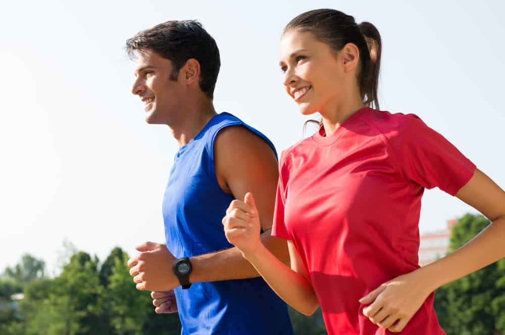 Image result for happy jogging