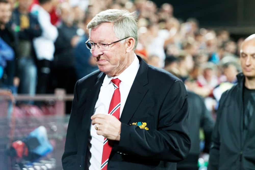 Sir Alex Ferguson can teach us a lot about leadership