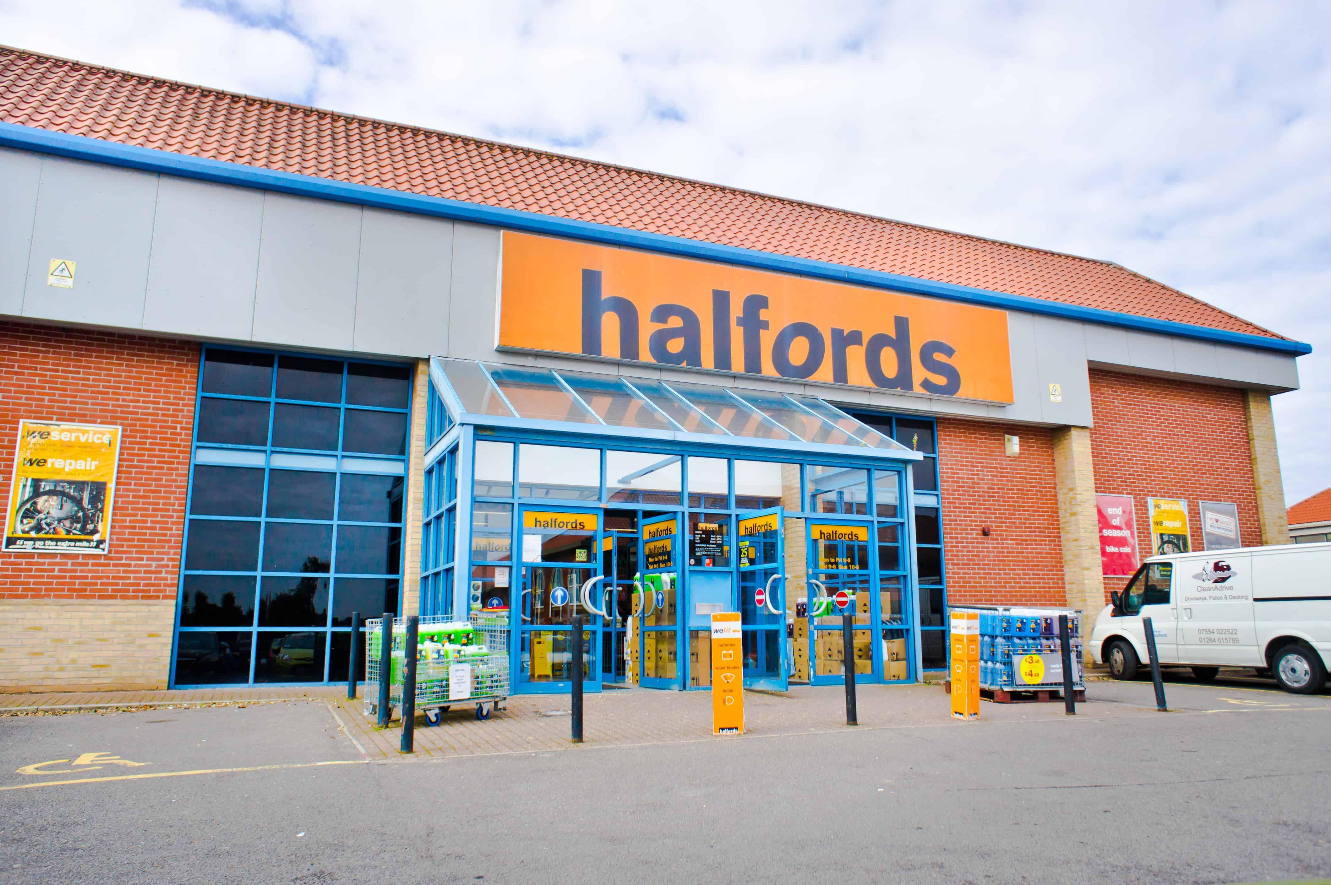Move of the Week: Jones will get Halfords motoring