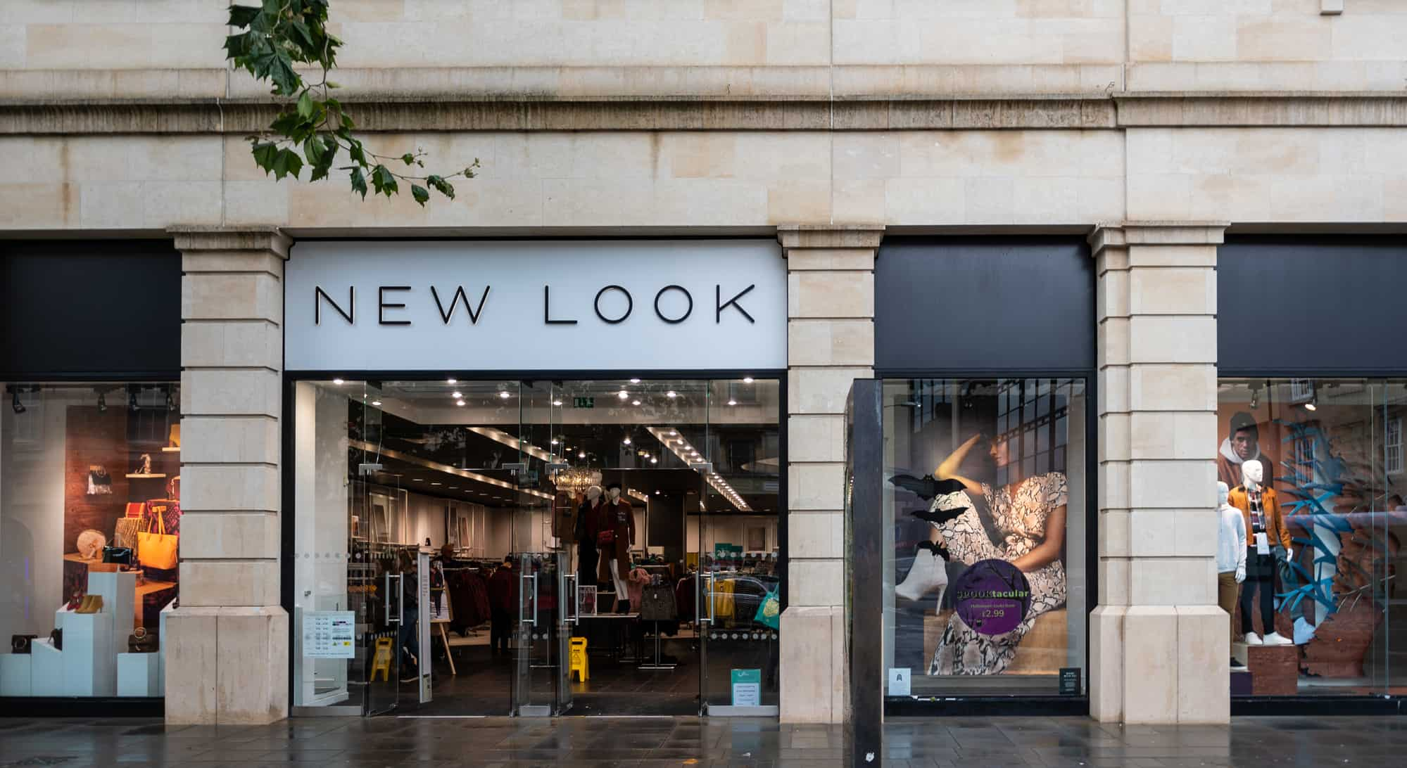 Move of the Week: A New Look for former House of Fraser boss