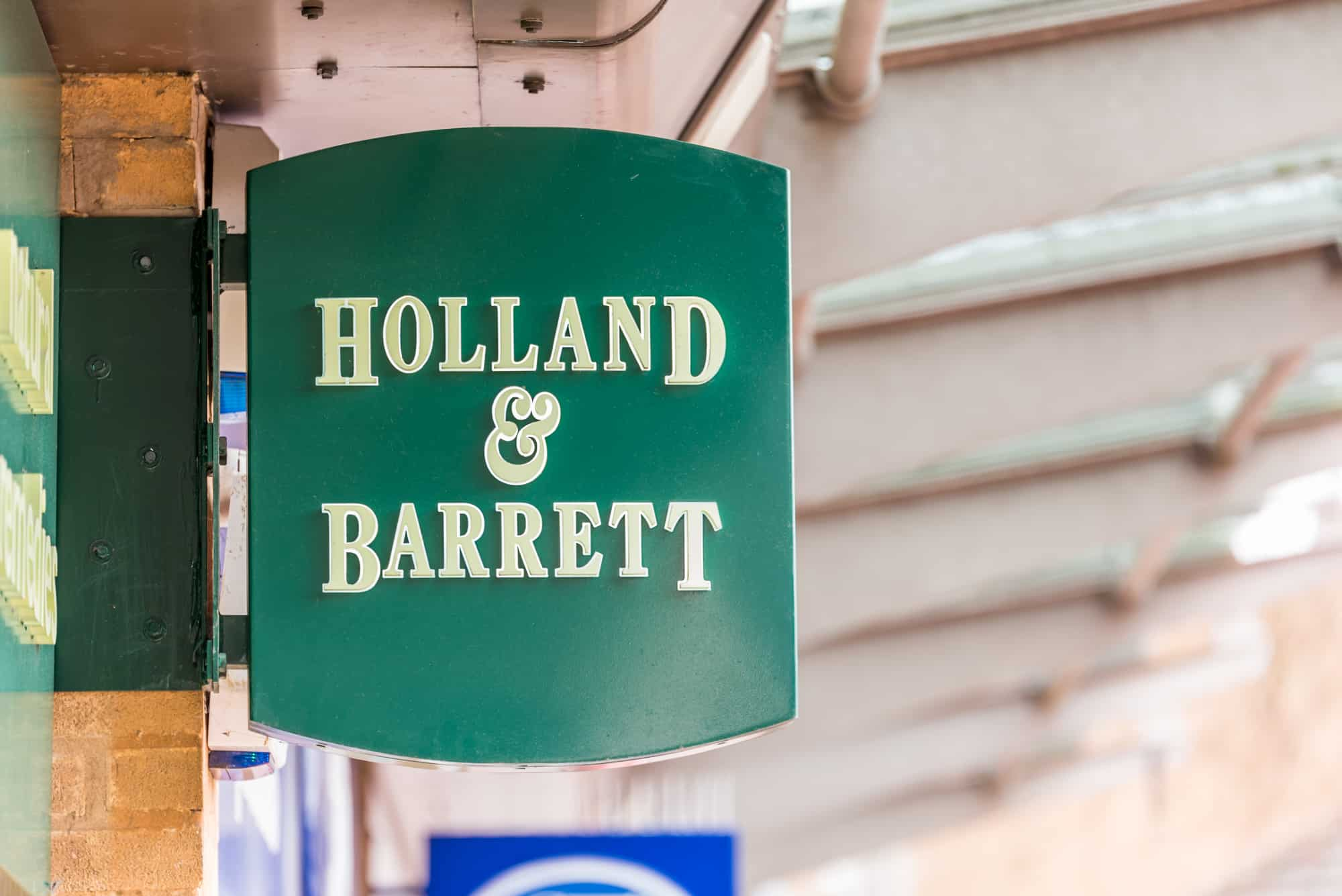 Move of the Week: New Holland & Barrett boss has big shoes to fill