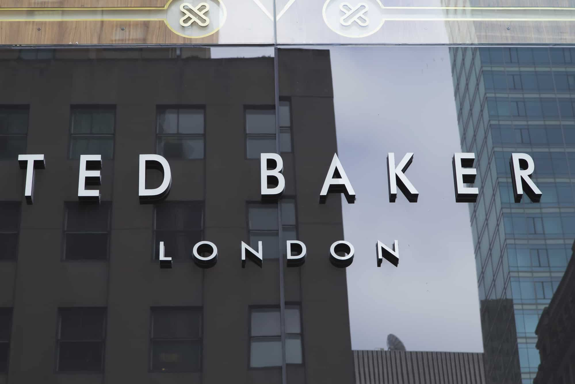 Move of the week: Ted Baker hires first US chief executive