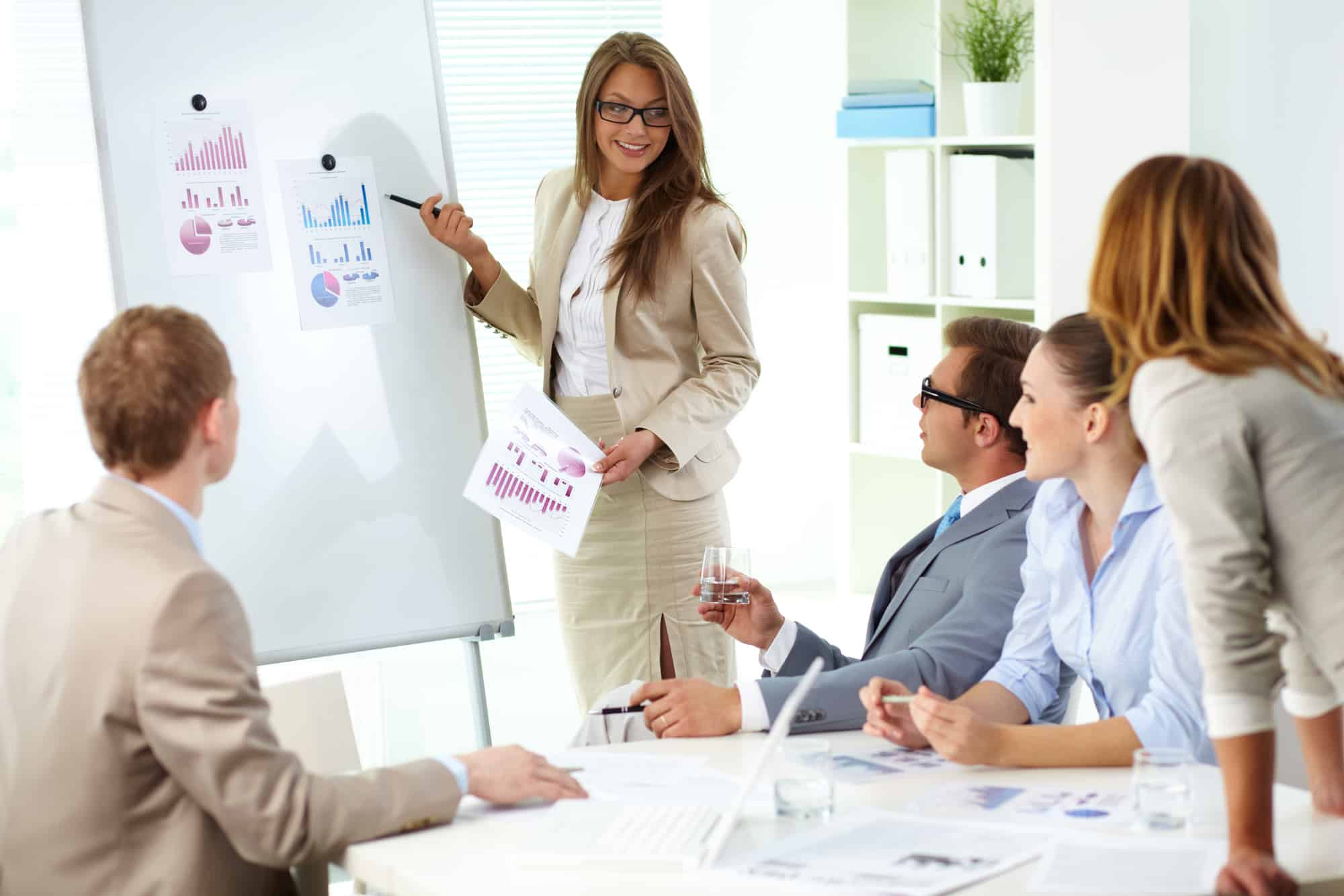 The top qualities of marketing executives