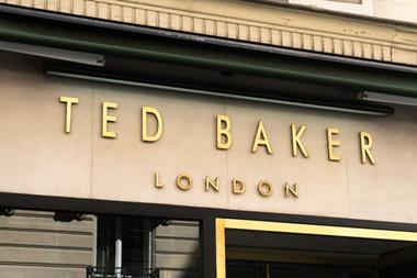 Move of the Week: Ted Baker hires first chief customer officer