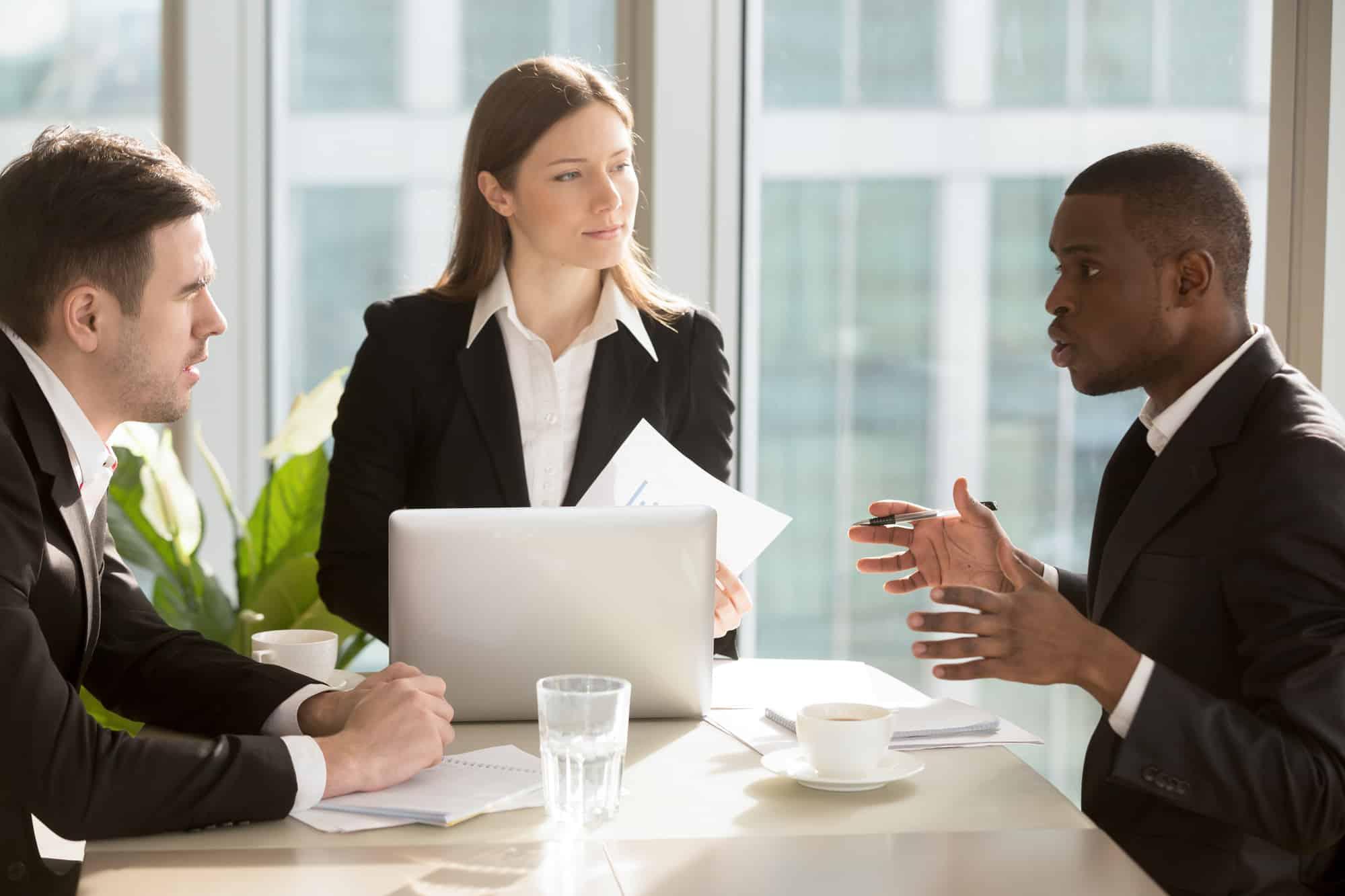 Leadership stress and psychology