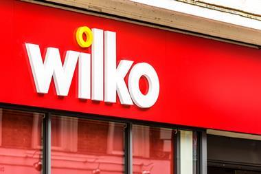 Move of the Week: Wilko's new CFO will need to hit the ground running