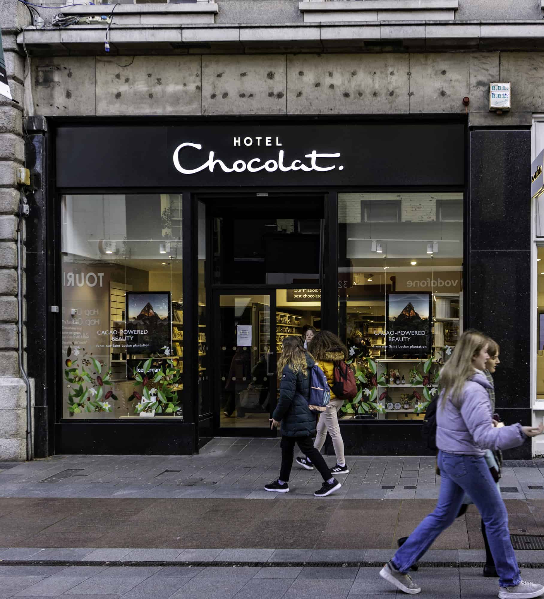 What can we learn from Hotel Chocolat?