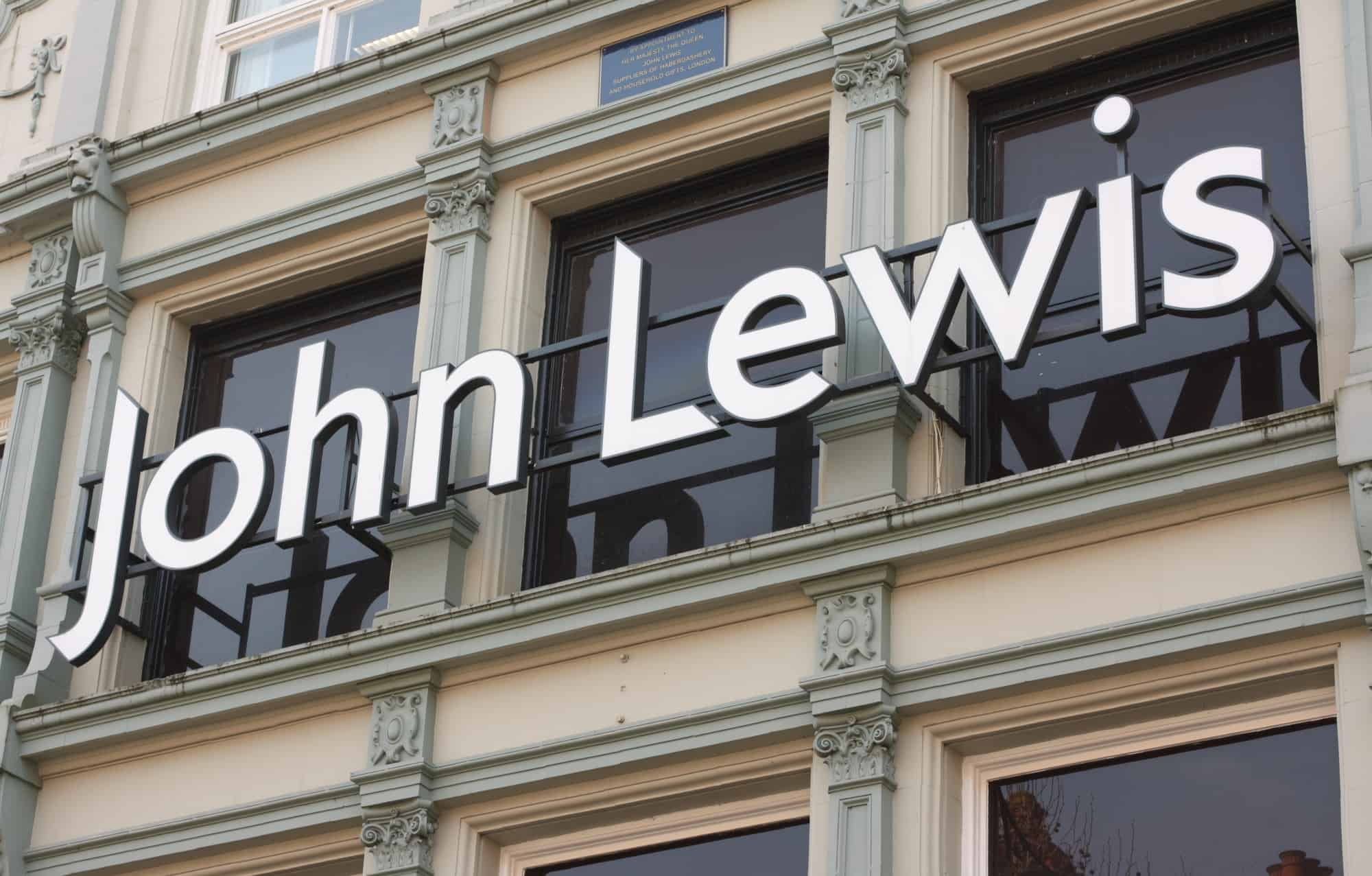 John Lewis and partners test virtual queue app