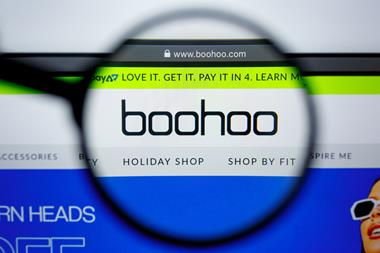 Move of the Week: Can Boohoo's new supply chain boss prove doubters wrong?