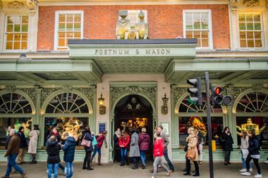 Move of the Week: Tom Athron is a great match for Fortnum & Mason